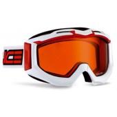 Очки горнолыжные Salice 602DAF WHITE/ORANGE
