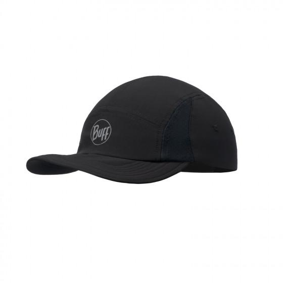 Кепка BUFF RUN CAP SOLID BLACK