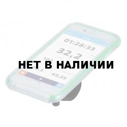 Комплект крепежа для телефона BBB Patron I6 черный/зеленый (BSM-03)