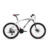 Велосипед Welt Ridge 1.0 D 2017 matt white/red/black