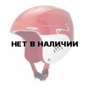 Зимний Шлем Alpina CARAT red turns