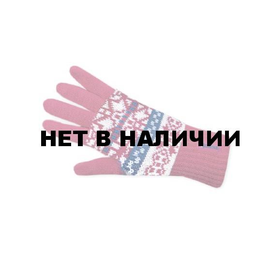 Перчатки флис Kama R11 (pink) розовый
