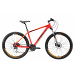 Велосипед Welt 2018 Rockfall 1.0 red/black