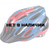 Велошлем Alpina 2018 FB Jr. 2.0 red-blue