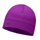 Шапка BUFF MICROFIBER 1 LAYER HAT SOLID AMARANTH PURPLE (US:one size)