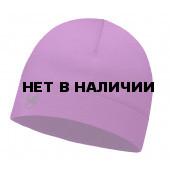 Шапка BUFF MICROFIBER 1 LAYER HAT SOLID AMARANTH PURPLE (US:one size)