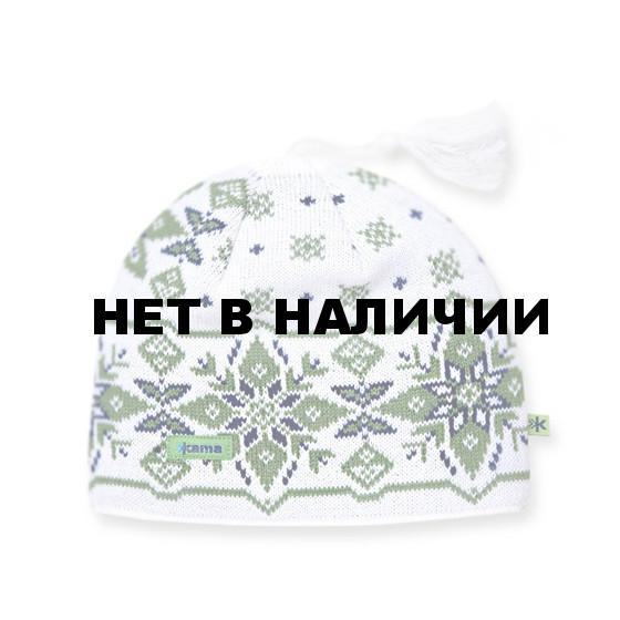 Шапка Kama A05 (off-white) белый