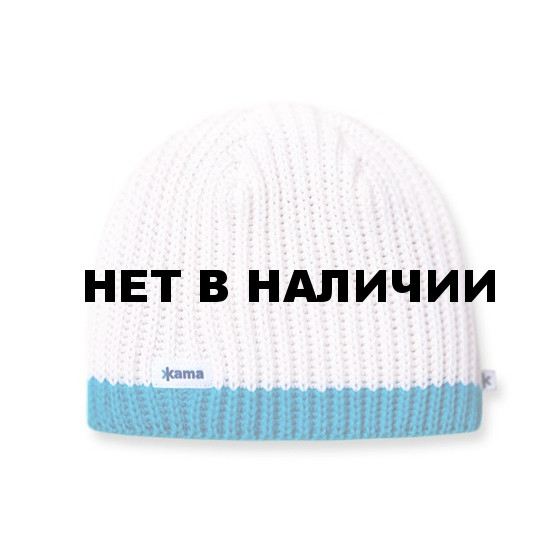 Шапка Kama A44 (off-white) белый