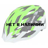 Велошлем Alpina 2018 Panoma L.E. neon green-black-white
