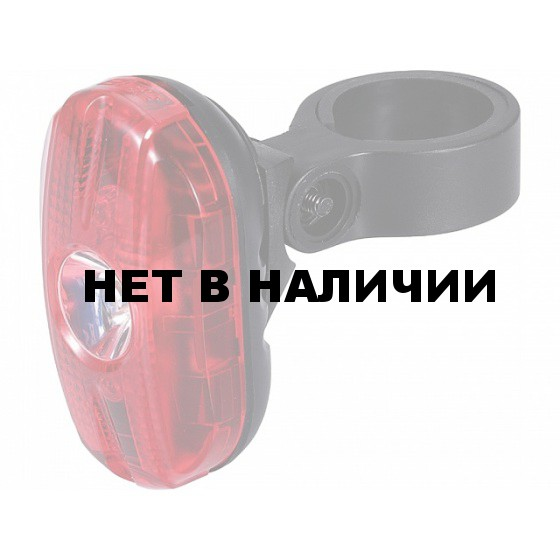 Фонарь задний BBB Highlaser rear 2x AAA (BLS-80)
