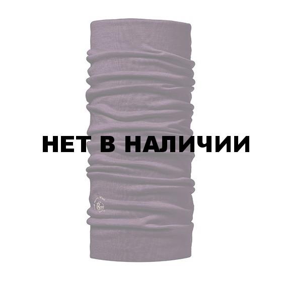 Бандана BUFF WOOL BUFF Solid Colors PLUM
