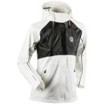 Куртка беговая Bjorn Daehlie 2017-18 Jacket Raw Wmn Snow White (US:XS)