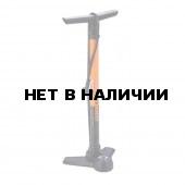 Насос напольный BBB AirBoost steel pump оранжевый (BFP-21)