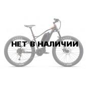 Велосипед Welt Freedom 27 E Plus 2017 matt grey/red