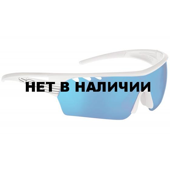 Очки солнцезащитные Salice 006RW WHITE/RW BLUE
