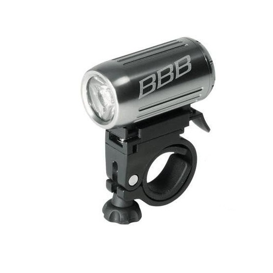 Фонарь BBB HighPower 3W LED silver (BLS-63)