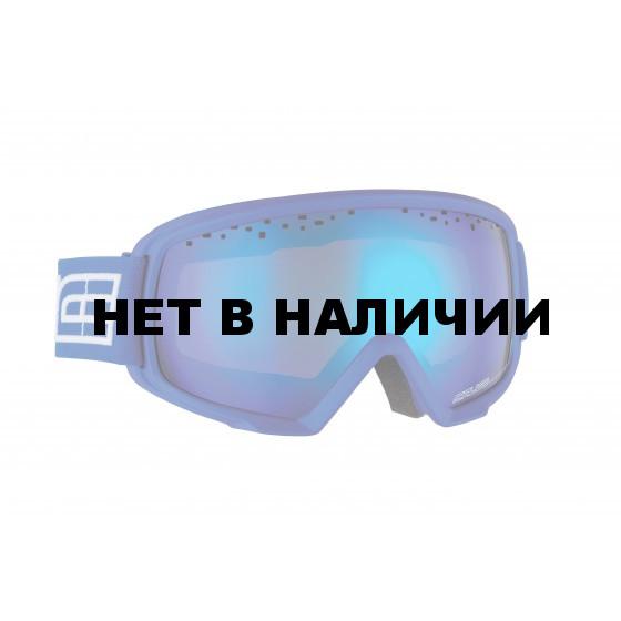 Очки горнолыжные Salice 609ITATECH YELLOW/RWBLUE