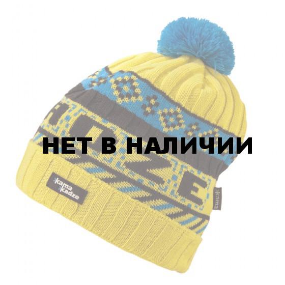 Шапка Kama 2015-16 K31 yellow