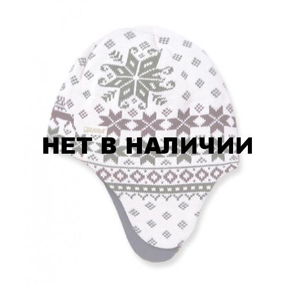 Шапка Kama LW40 (nature) белый