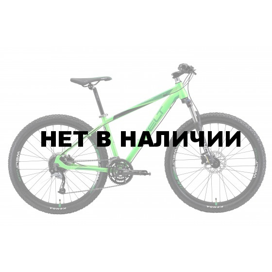 Велосипед Welt Rockfall 2.0 2017 acid green/darkgreen