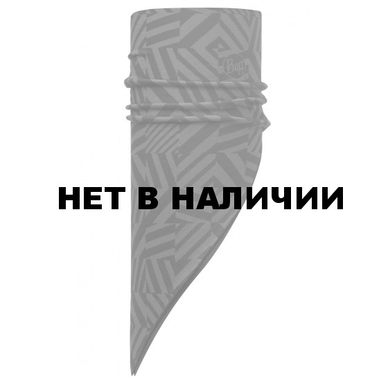 Бандана Buff POLAR BANDANA PLATINUM GRAPHITE