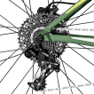 Велосипед FOCUS WHISTLER SL 27 2017 MINERALGREEN MATT