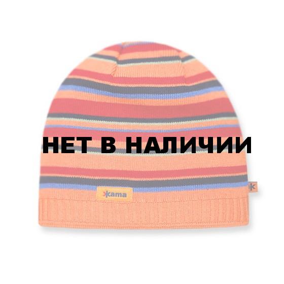 Шапка Kama A49 (orange) оранжевый
