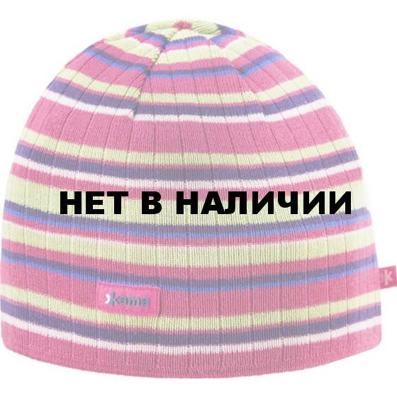 Шапка Kama 2018-19 A129 pink