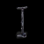 Насос напольный BBB AirStrike steel pump 2.5 inch dualhead матовый черный