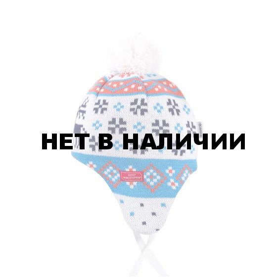 Шапка Kama 2017-18 BW19 off white