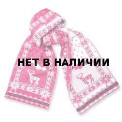 Шарфы Kama S14 (pink) розовый