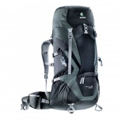 Рюкзак Deuter 2015 Aircontact Lite ACT Lite 40 + 10 black-granite