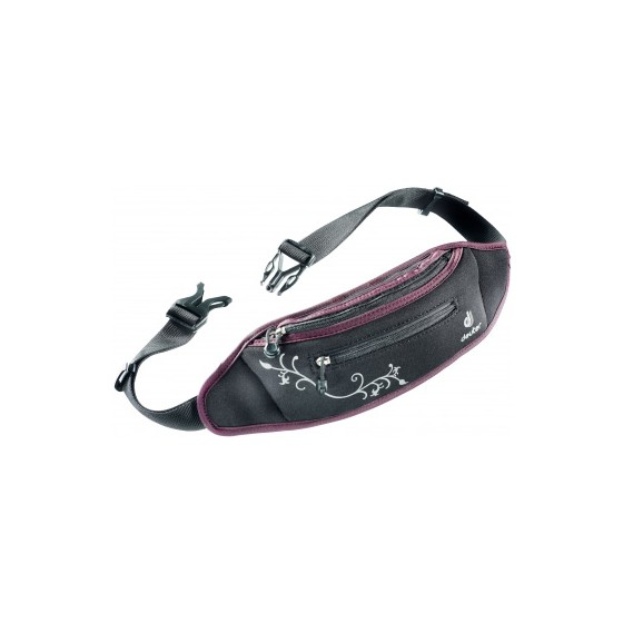 Сумка поясная Deuter 2015 Accessories Neo Belt I black-aubergine