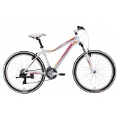 Велосипед Welt Edelweiss 1.0 2017 matt white/purple