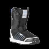 Ботинки для сноуборда NIDECKER 2017-18 YOUTH PLAYER SPEED L BLACK