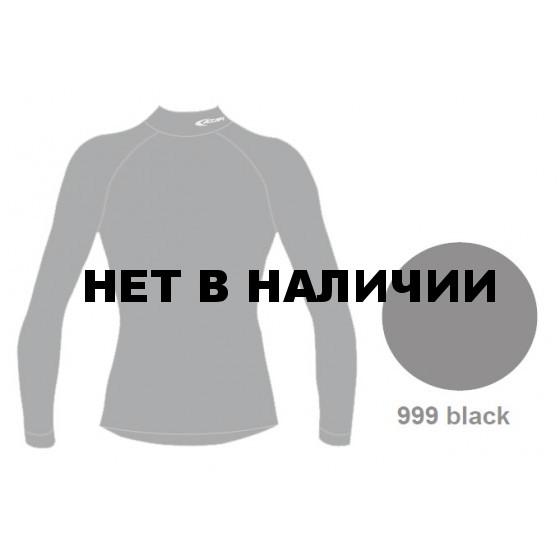 Футболка с длинным рукавом ACCAPI TECNOSOFT PLUS EVO LONG SL.HIGH NECK LADY black (черный)