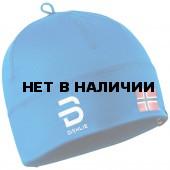 Шапка Bjorn Daehlie 2016-17 Hat POLYKNIT FLAG Electric Blue