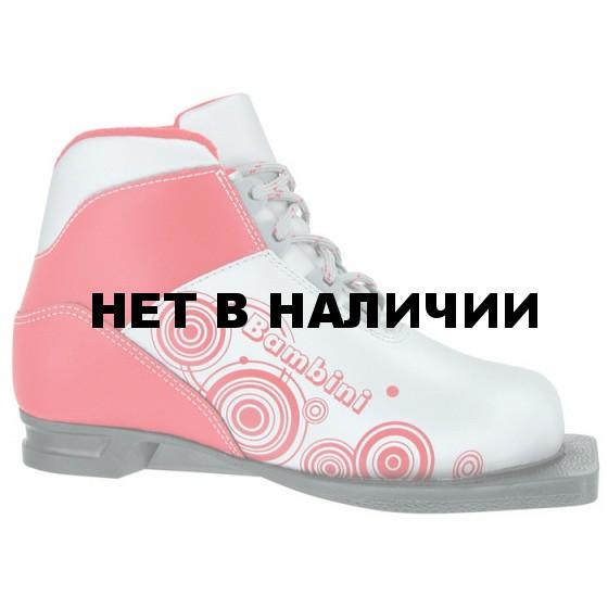 Лыжные ботинки 75 mm MARPETTI 2012-13 BAMBINI 75 мм красный/серебро
