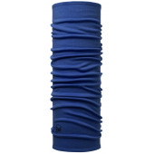 Бандана BUFF MIDWEIGHT MERINO WOOL SOLID ESTATE BLUE (US:one size)
