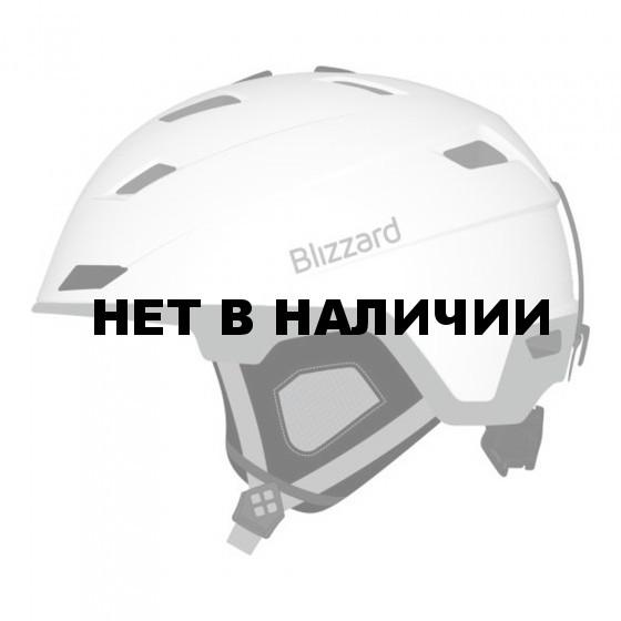 Зимний Шлем Blizzard 2016-17 Viva Double white matt/silver