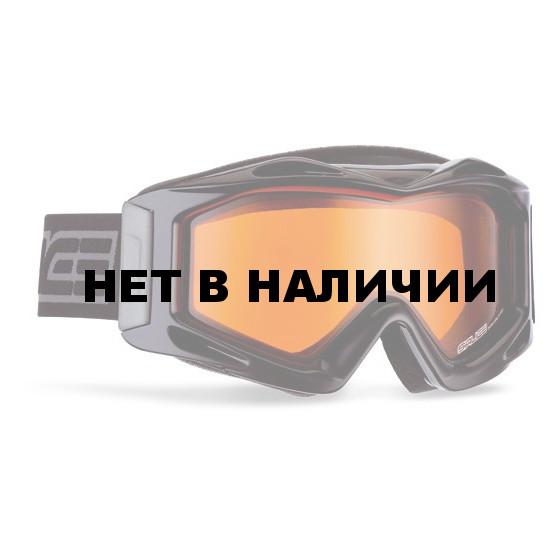 Очки горнолыжные Salice 600DAF BLACK/ORANGE