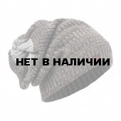 Шарф BUFF KNITTED NECKWARMER HAT BRAIDY GREY