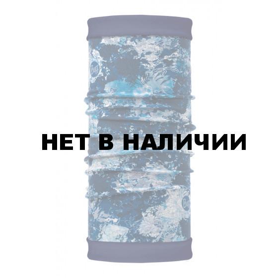 Бандана Buff REVERSIBLE POLAR WINTER GARDEN BLUE