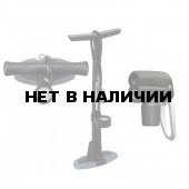 Насос напольный BBB floorpump Airwave черный/серый (BFP-00)
