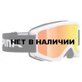 Очки горнолыжные Alpina SMASH 2.0 MM black/ white (б/р)