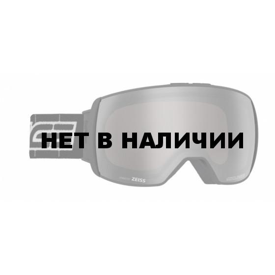 Очки горнолыжные Salice 605DARWF w. Coffre & Spare Lens BLACK-BLOCK/RW BLACK + SONAR