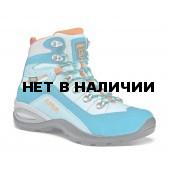Ботинки для хайкинга (высокие) Asolo 2017-18 Life Style Enforce GV JR Peacock blue / Pool side