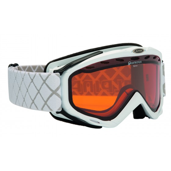 Очки горнолыжные Alpina Spice QH white_QH S2