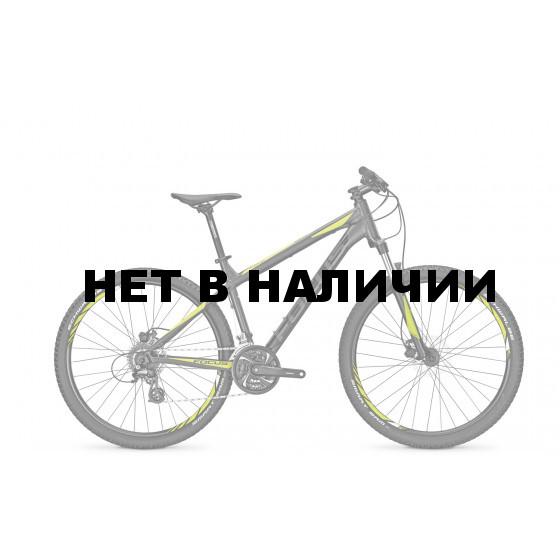 Велосипед FOCUS WHISTLER EVO 27 2017 NIMBUSGREY MATT