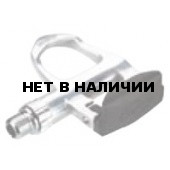 Педали BBB pedals clipless CompDynamic polished silver black (BPD-06)